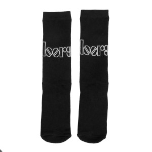 The Doors Logo Socks