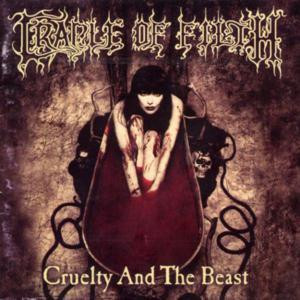 "Cradle Of Filth - Cruelty And The Beast Bathory 4x4"" Color Patch"