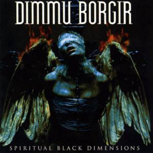 "Dimmu Borgir - Spiritual Black Dimensions 4x4"" Color Patch"