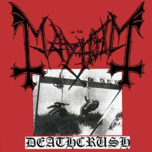 "Mayhem - Deathcrush 4x4"" Color Patch"
