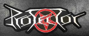 """Protector Logo 5"""" Embroidered Patch"""
