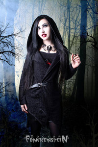 Dr. Frankenstein - Women's Witch Coat