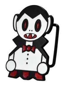 Kid Dracula Cartoon Metal Belt Buckle