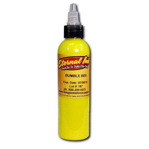 Eternal Ink - Bumblebee 1 Ounce Tattoo Ink Bottle