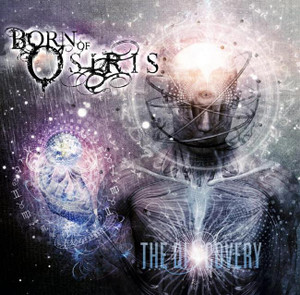 """Born Of Osiris - The Discovery 4x4"""" Color Patch"""