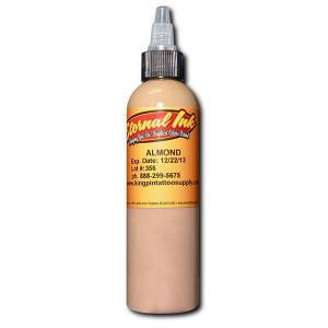 Eternal ink .5oz Tattoo Ink Bottle - Almond
