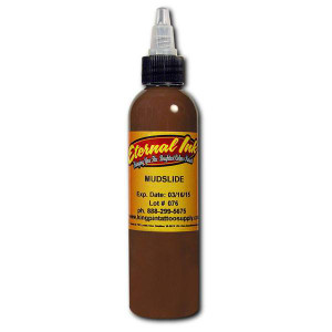 Eternal ink .5oz Tattoo Ink Bottle - Mudslide