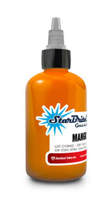 Starbrite Tattoo Ink Bottle .5oz - Mango