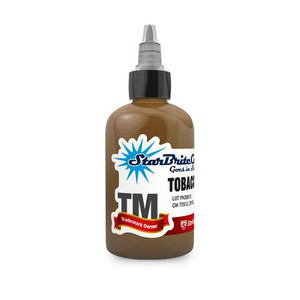 Starbrite Tattoo Ink Bottle .5oz - Tobacco leaf