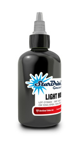 Starbrite Tattoo Ink Bottle 1oz - Light Moon Graywash