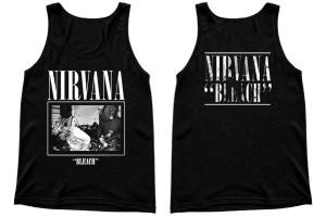 Nirvana - Bleach Unisex Tank T-Shirt