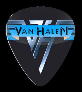 Van Halen Deluxe Standard Guitar Pick