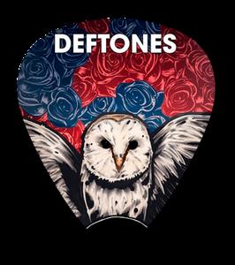 Deftones Art Standard Guitar Pick
