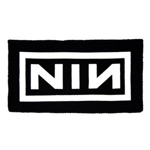 "Nine Inch Nails - Logo 6x3"" Printed Patch"