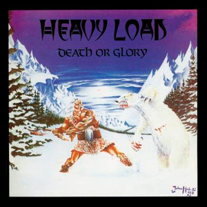 "Heavy Load - Death or Glory 4x4"" Color Patch"
