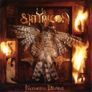 """Satyricon - Nemesis Divina 4x4"""" Color Patch"""