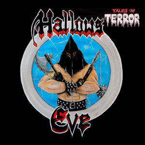 "Hallows Eve - Tales of Terror 4x4"" Color Patch"