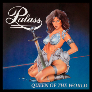 "Palass - Queen of the World 4x4"" Color Patch"