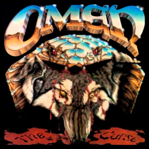 """Omen - The Curse 4x4"""" Color Patch"""