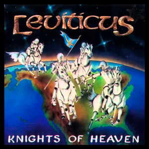"Leviticus - Knights of Heaven 4x4"" Color Patch"
