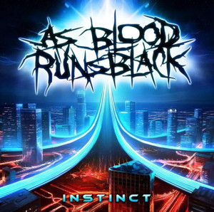 "As Blood Runs Black - Instinct 4x4"" Color Patch"