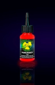 Mom's Ink - U.V. Blacklight Colors - Raging Magenta 1/2 Ounce Tattoo Ink Bottle