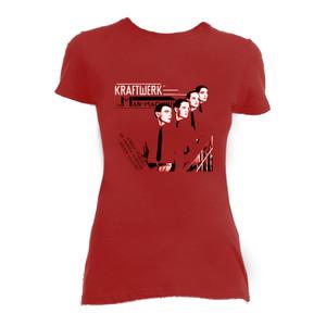 Kraftwerk - Man Machine Blouse T-Shirt
