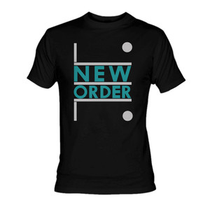 New Order - 1981 Movement T-Shirt