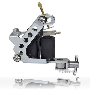 C-CLASS Basic Stainless Steel Tattoo Machine