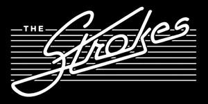 "The Strokes Logo 4x3"" Printed Sticker"