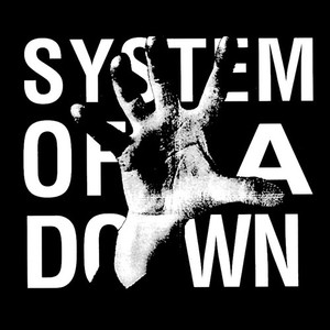 "System of a Down - Self Titled Album 4x4"" Printed Sticker"