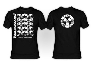 Toxic Holocaust - Endless Armageddon T-Shirt