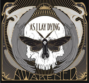 "As I Lay Dying - Awakened 4x4"" Color Patch"