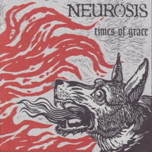 "Neurosis - Times of Grace 4x4"" Color Patch"