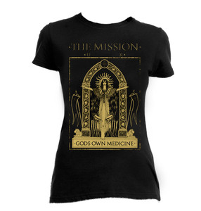 The Mission - God's Own Medicine Blouse T-Shirt
