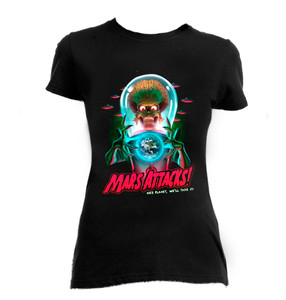 Mars Attacks Nice Planet We'll Take It Blouse T-Shirt
