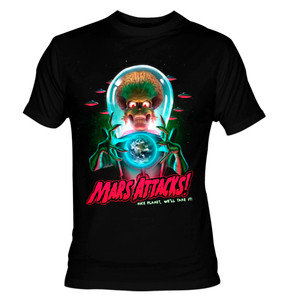 Mars Attacks Nice Planet We'll Take It T-Shirt
