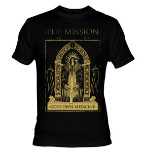 The Mission - God's Own Medicine T-Shirt