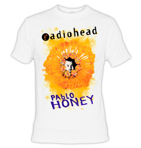 Radiohead - Pablo Honey T-Shirt