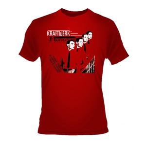Kraftwerk - Man Machine T-Shirt