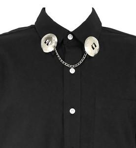 Road Warrior - Country Style Shirt Neck Cufflinks