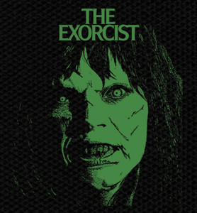 "The Exorcist - Regan 3.5x4.5"" Printed Patch"