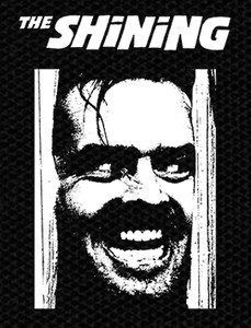 "The Shining - Here's Jhonny! 3.5x4.5"" Printed Patch"