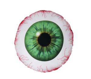 Go Rocker - Eyeball Throw Pillow