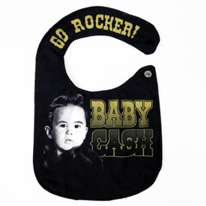 Go Rocker - Baby Cash Bib