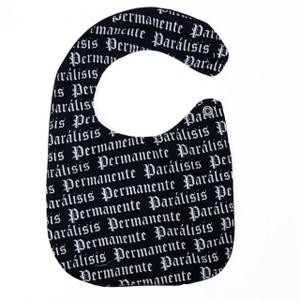 Go Rocker - Paralisis Permanente Baby Bib