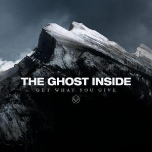 """The Ghost Inside - Get What You Give 4x4"""" Color Patch"""