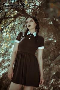 Dr. Frankenstein - Wednesday Adams' Dress