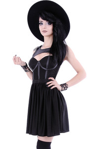 Restyle Clothing -  Tainted Love Dress