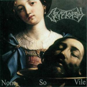 "Cryptopsy - None So Vile 4x4"" Color Patch"